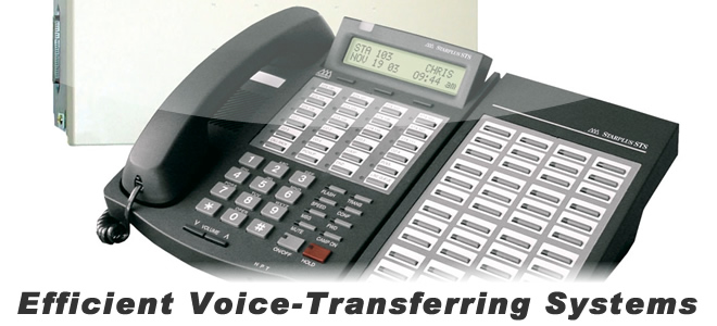 voice transferring systems will webb associates